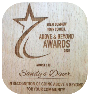 Above & Beyond Award