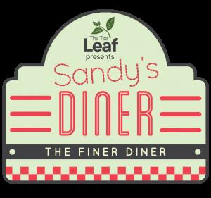 Sandy's Diner pop up 50's diner - Great Dunmow